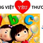 tiếng Việt yêu thương